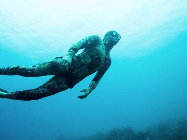 PADI Master Freediver Instructor course