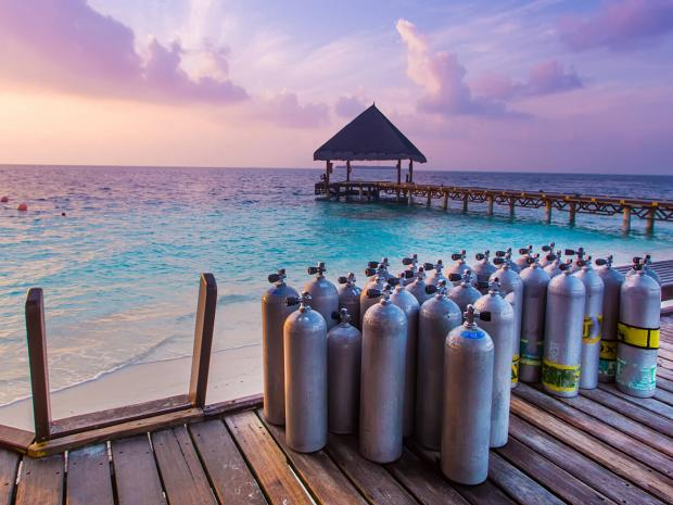 Featured Destinations - Maldives