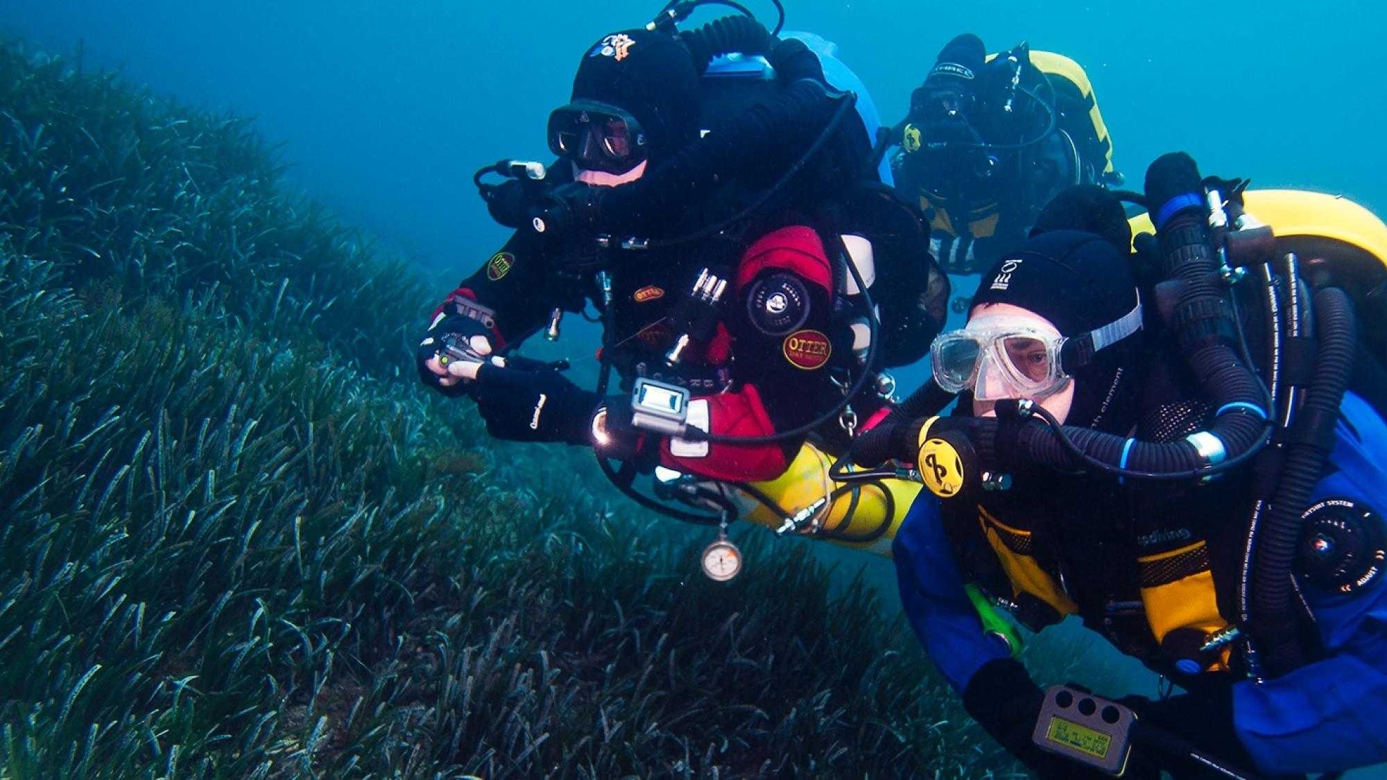 PADI Advanced Rebreather Diver course