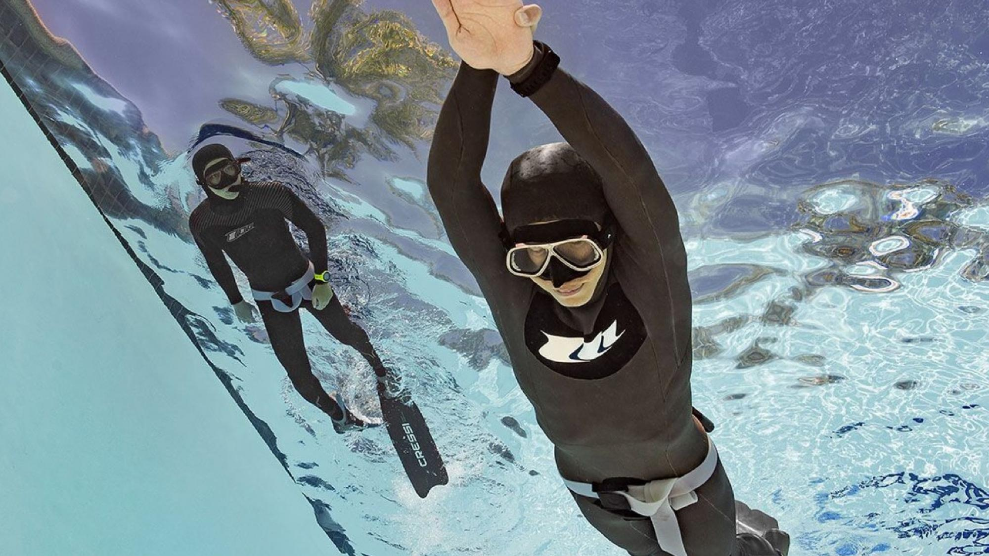 PADI Freediver Instructor course